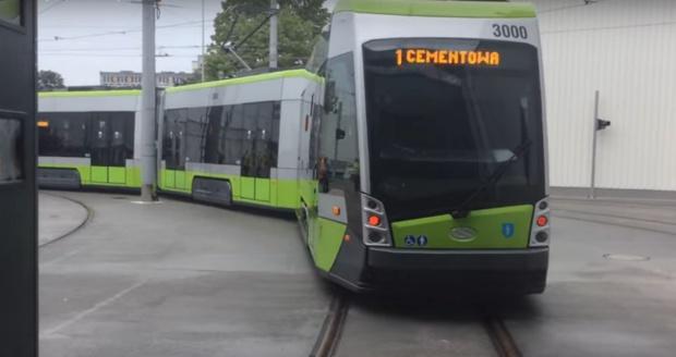 Perony tramwajowe w Olsztynie. Nowe a już do przebudowy