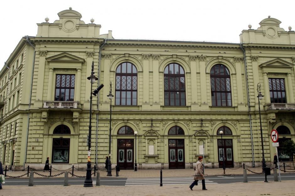 """""""Pani Bovary"""" w Teatrze im. Juliusza Osterwy w Lublinie"""