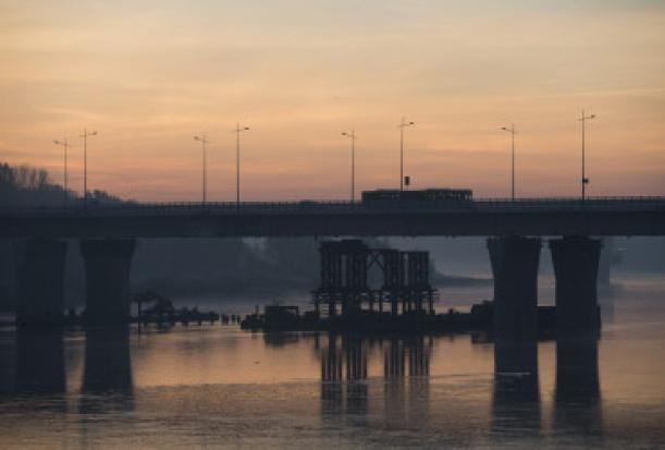 Most Łazienkowski a inne przeprawy. Natężenie ruchu w Wraszawie