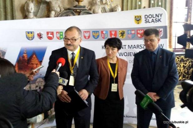 Konwent Marszałków: Sprzeciw wobec zmian w liczbie województw i w podatkach