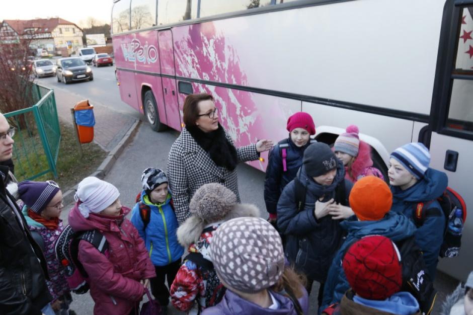 Zalewska: Uczniowie z Ukrainy poradzą sobie w polskich szkołach