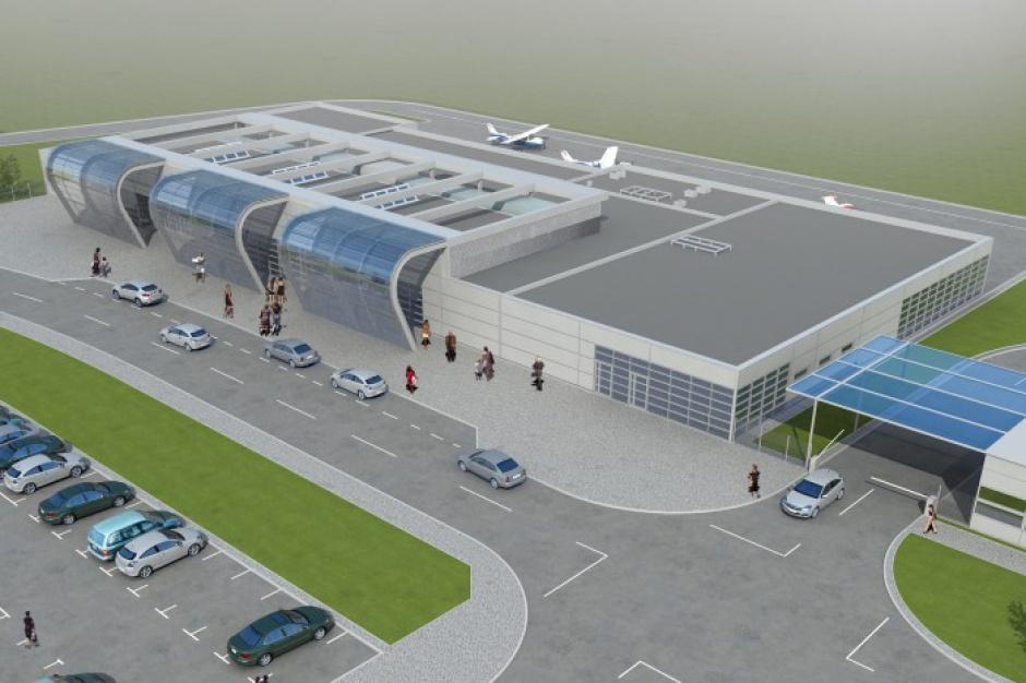 Radom: Nie ma decyzji odalszym funkcjonowaniu lotniska