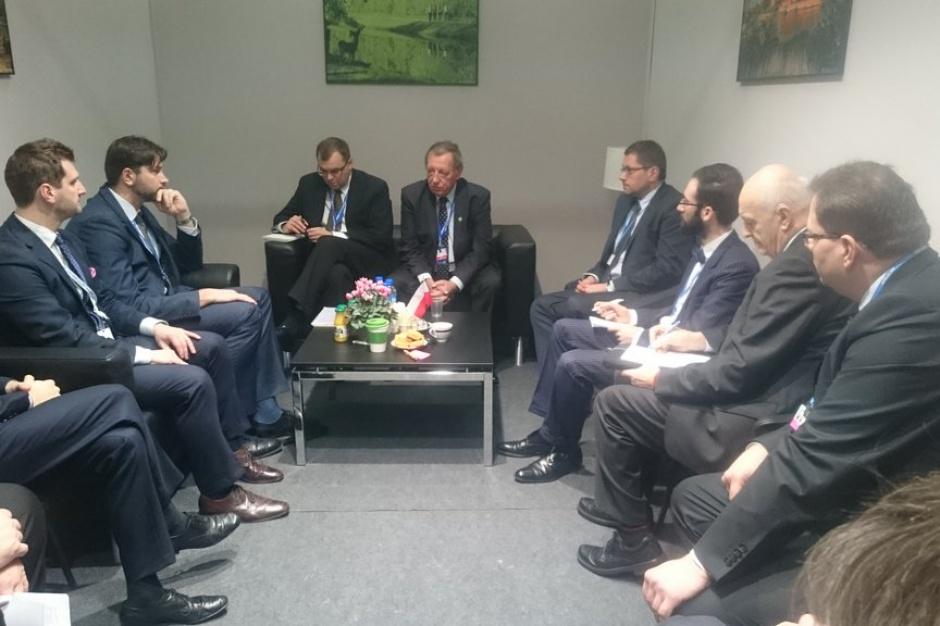 Szyszko: Zasoby geotermalne i biomasa są szansą Polski w energii odnawialnej