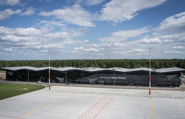 Lotnisko w Szymanach: Rosjanie zainteresowani lotami do Berlina i Oslo