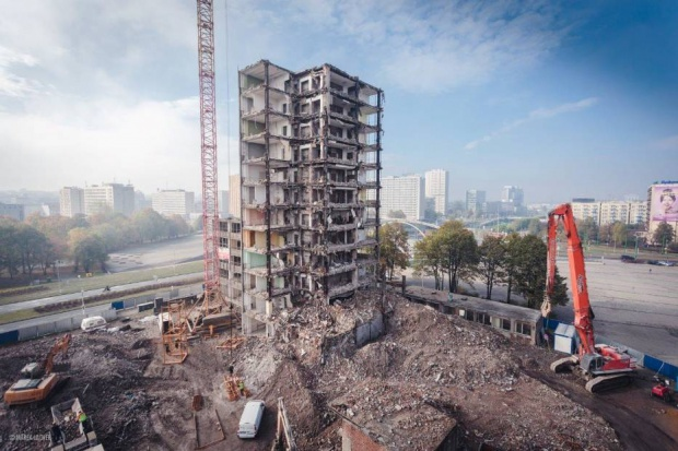 Katowice: obok Spodka powstanie nowy kompleks biurowy