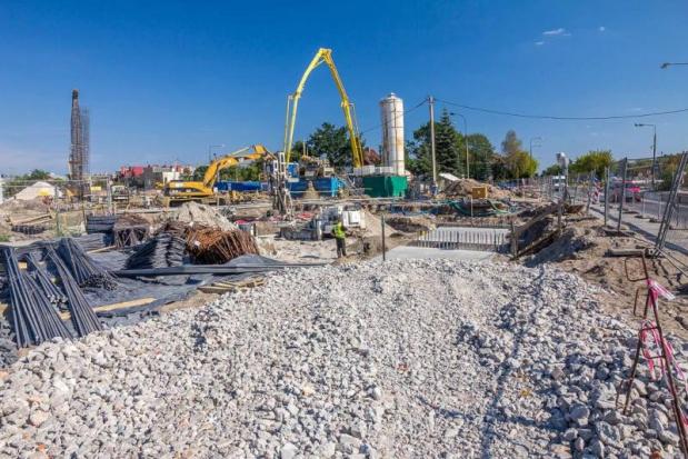 Warszawa, Tunel w Międzylesiu: Budowa zakończy się w listopadzie 2016 r.
