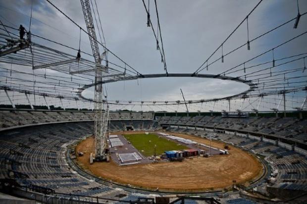 Unieważniono jeden z przetargów na dokończenie Stadionu Śląskiego