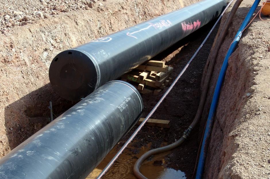 Szukają odbiorców do korzystania z gazociągu na zachodzie regionu