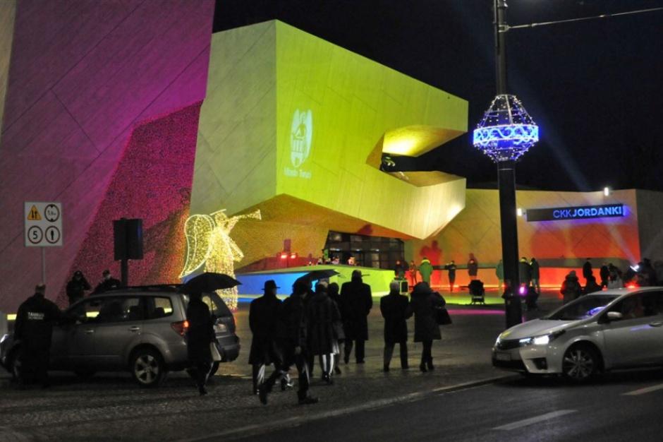 Toruń, Centrum Kulturalno-Kongresowe Jordanki otwarte