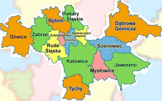 Śląsk: Ruszyły prace nad powołaniem metropolii. GZM wyśle apel do premier