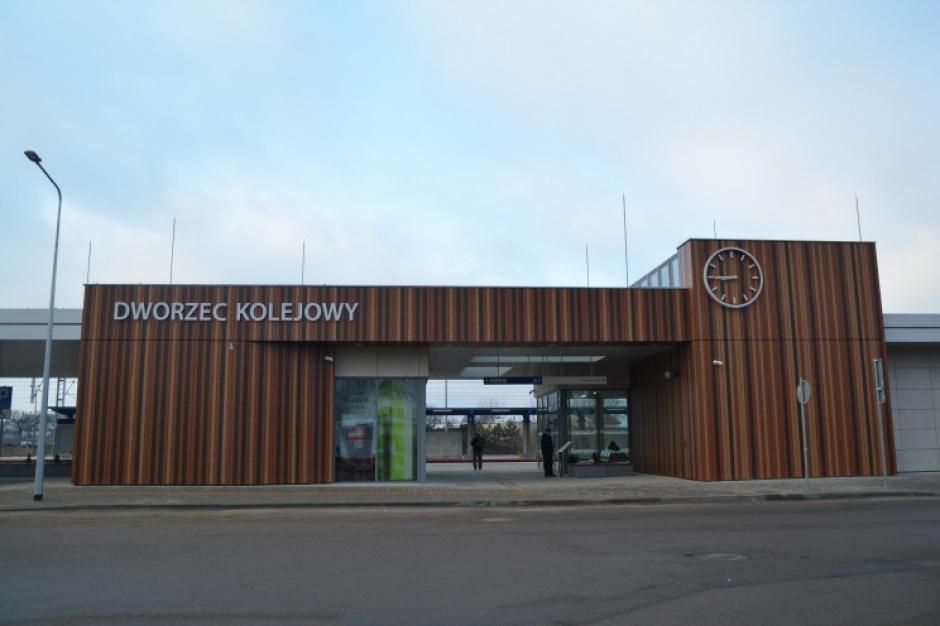 Ciechanów ma nowy dworzec PKP