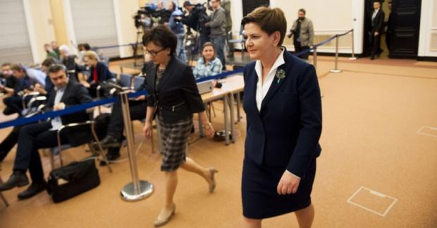 Premier: Polacy dali nam mandat zaufania, abyśmy rozwiązywali ich problemy