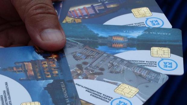 Komunikacja miejska Poznań, karta PEKA: Tańsze bilety za punkty