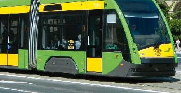 Olsztyńskie tramwaje przewiozły pierwszych pasażerów