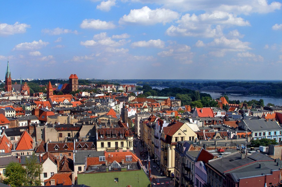 Toruń wprowadza nową stawkę podatku od nieruchomości