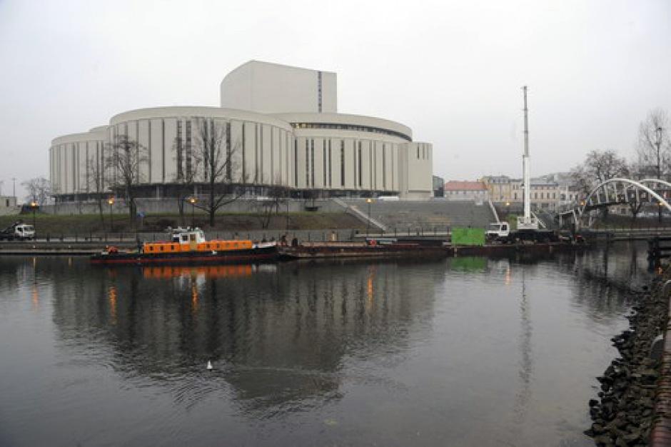 Bydgoszcz wybuduje pomost koncertowy