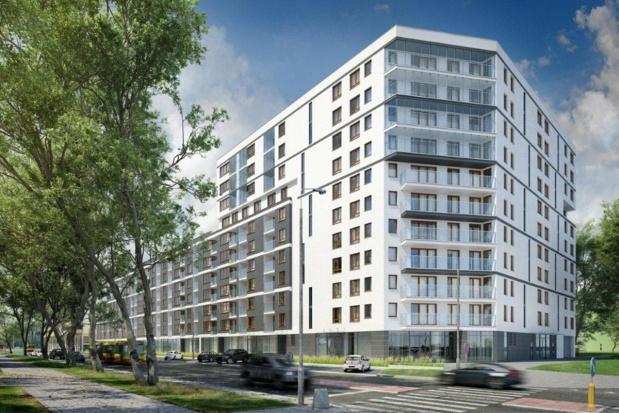 Inwestycja Funduszu Mieszkań na Wynajem na warszawskich Bielanach