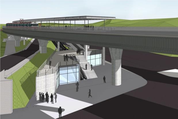 Kraków. Budowa łącznicy kolejowej spowoduje spore utrudnienia