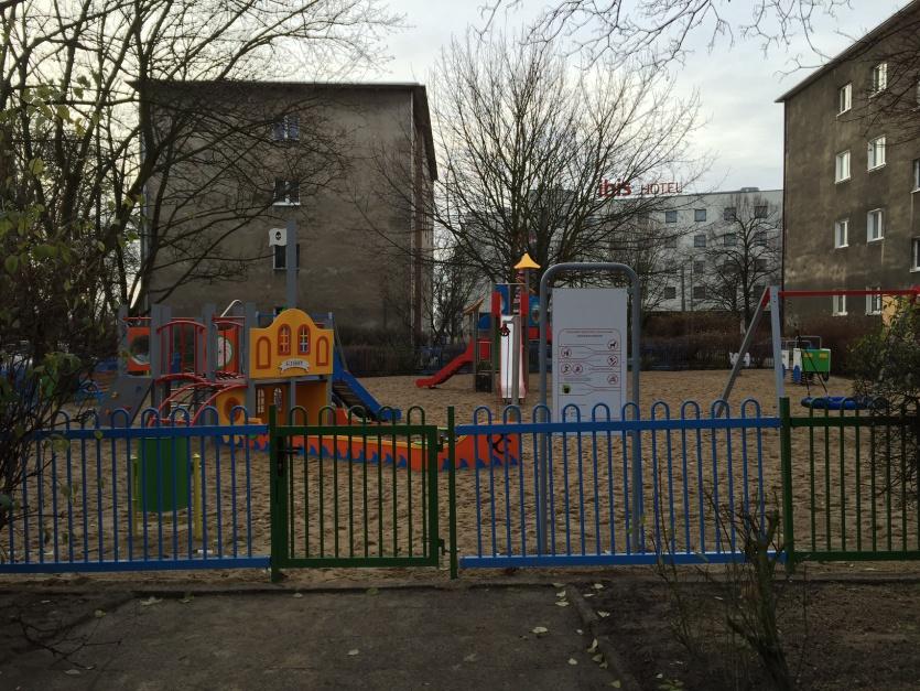 Nowy plac zabaw (fot.mat.pras.)