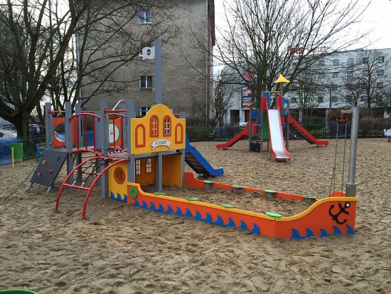 W Szczecinie powstał nowy plac zabaw. Zobaczcie zdjęcia
