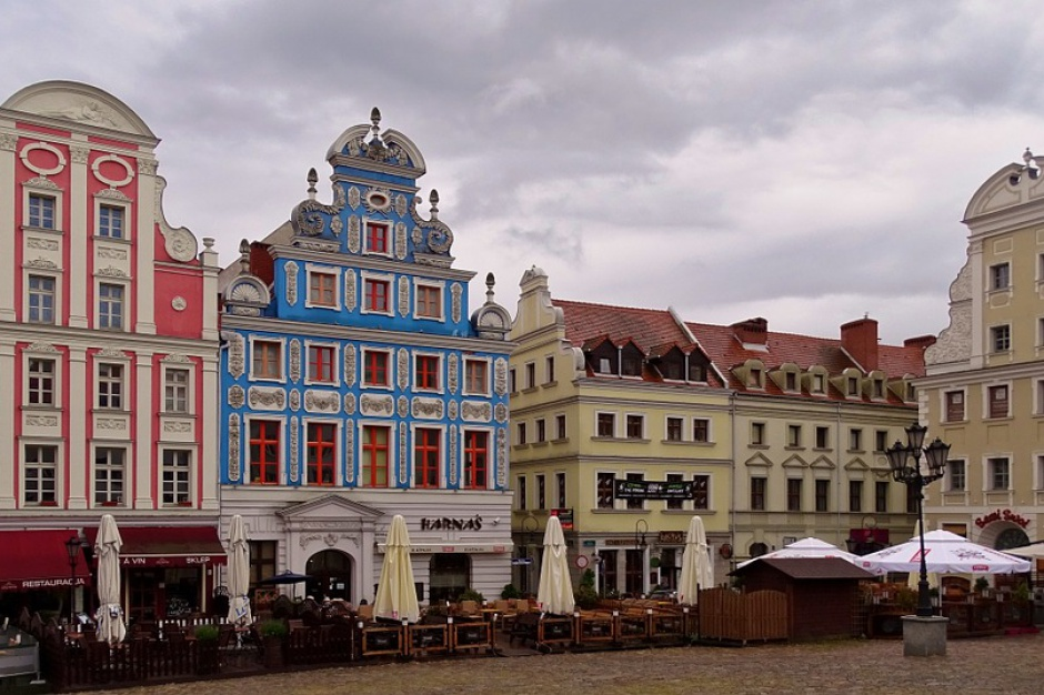 Szczecin chce mieć więcej rowerów miejskich