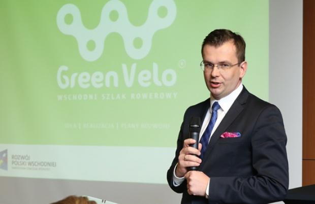 Wschodni Szlak Rowerowy, utworzono klaster, który będzie zarządzać Green Velo
