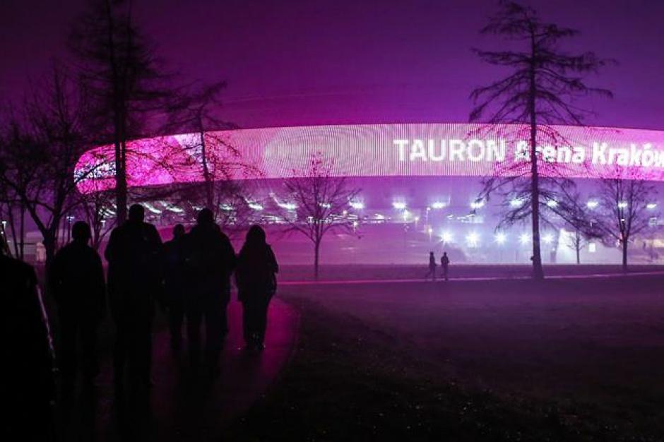 Ponad 480 tys. osób na wydarzeniach organizowanych w Tauron Arenie Kraków