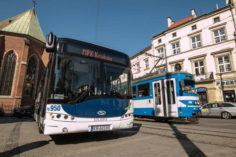 Polski Solaris Bus&Coach dostarczy 60 autobusów dla Krakowa