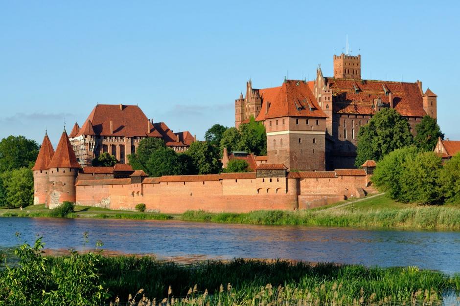 Rekordowy rok na zamku w Malborku: 518 tys. gości z prawie 90 krajów