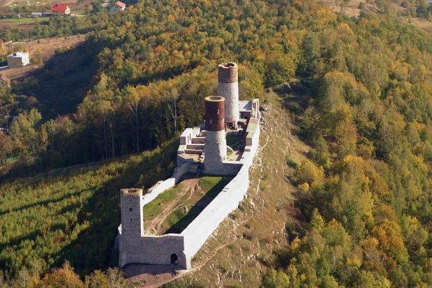 Rekordowy rok na zamku w Chęcinach