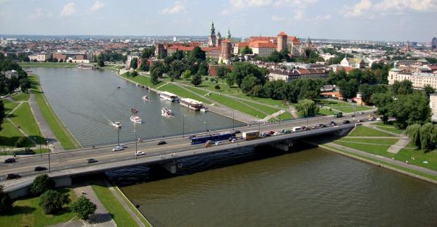 W Krakowie usunięto awarię sieci ciepłowniczej