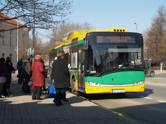 Komunikacja publiczna: Łaziska Górne wprowadziły trzy darmowe linie autobusowe