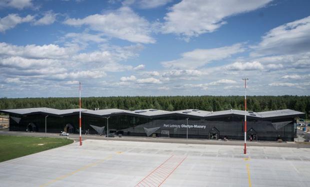 Warmińsko-mazurskie: samorząd przejął 100 ha k. lotniska w Szymanach