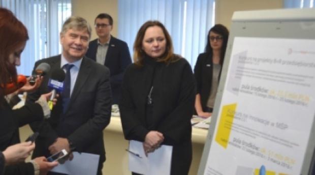 RPO Województwa Łódzkiego: Nabór wniosków w 2016 r.