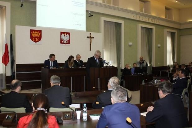 Rada Miasta Kielce: Nowy przewodniczący i wiceprzewodniczący rady