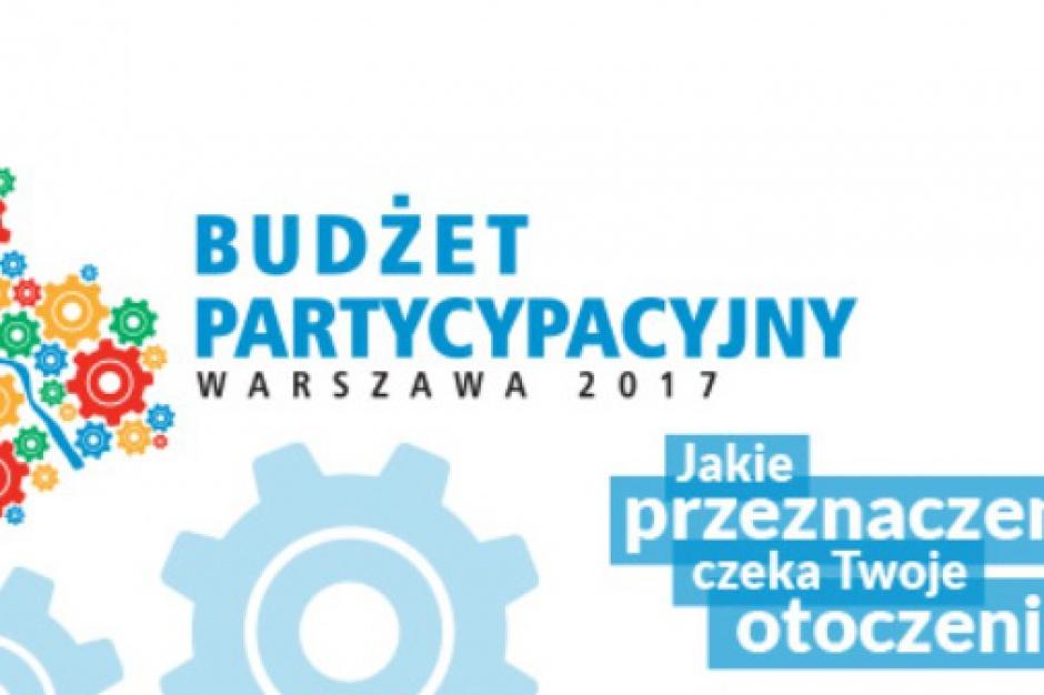 Warszawa: Zgłaszanie projektów do budżetu obywatelskiego do 15 stycznia