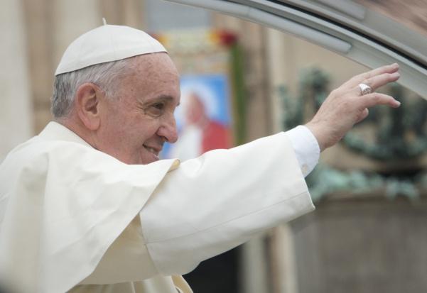 Papież mówił o orszakach Trzech Króli w polskich miastach