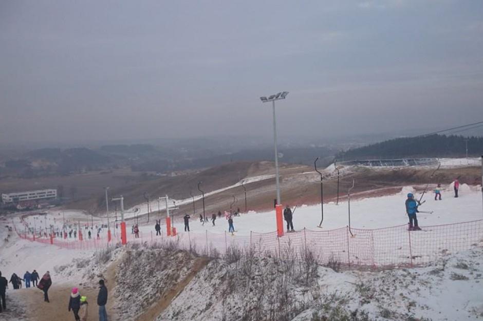 Warmińsko-mazurskie: na Kurzej Górze powstał ośrodek narciarski