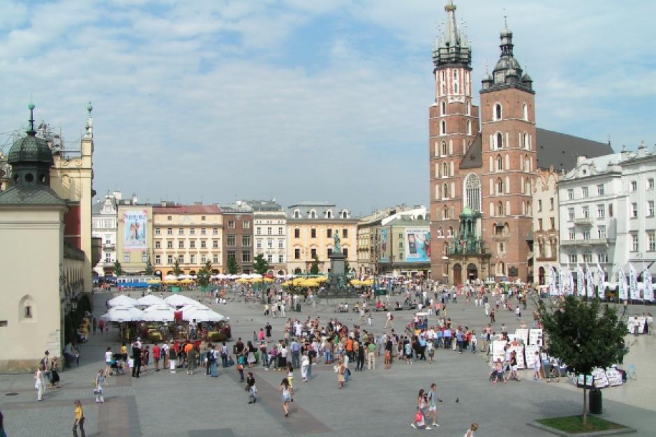 Warszawa i Kraków to najpopularniejsze miasta wśród turystów