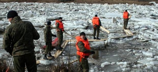 Wojsko gotowe do zmierzenia się z zimą
