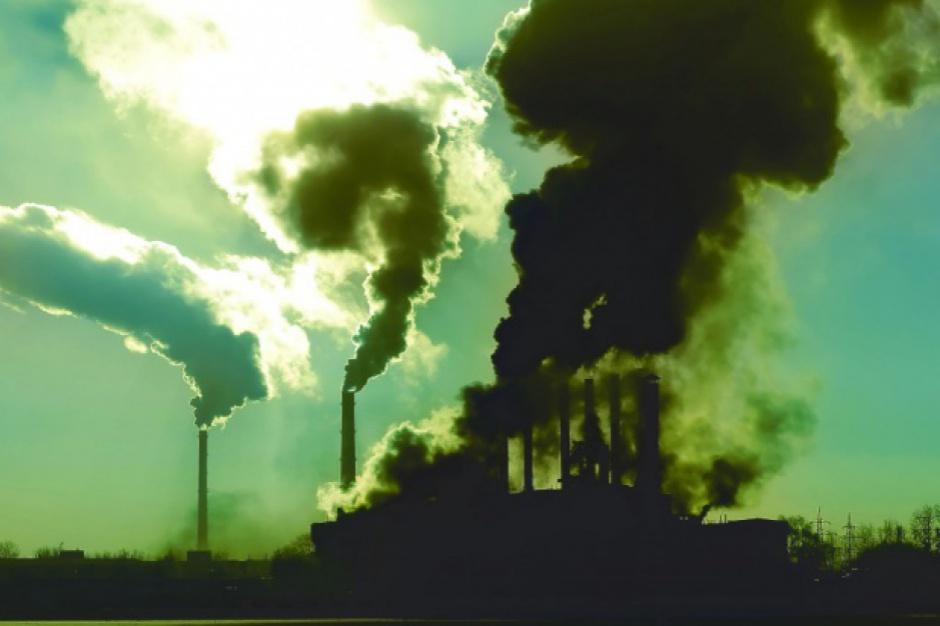 333 proc. wzrost dochodów z handlu emisjami gazów cieplarnianych
