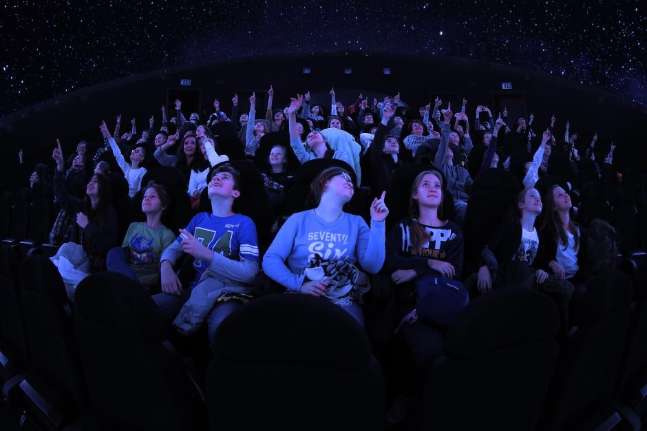 Najnowocześniejsze w Polsce planetarium w Łodzi już otwarte