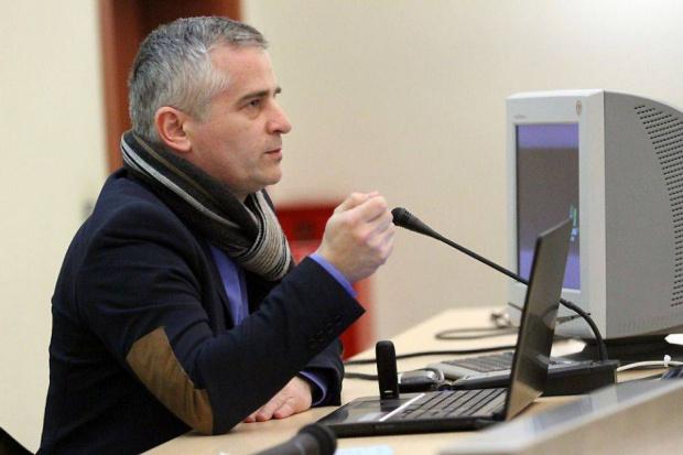 Andrzej Maciejewski, przewodniczący Sejmowej Komisji Samorządu Terytorialnego i Polityki Regionalnej - fot.facebook.com