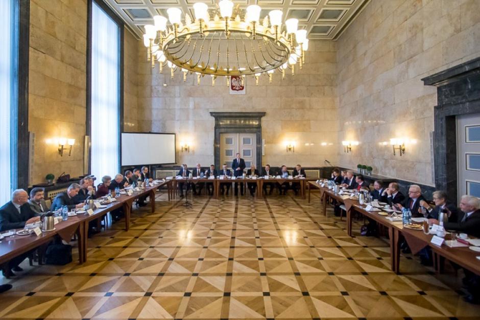 Rada Dialogu Społecznego zajmie się hutnictwem na Śląsku