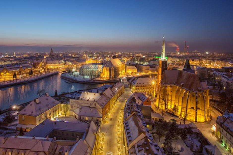Wrocław, Europejska Stolica Kultury: 15 stycznia wielkie otwarcie
