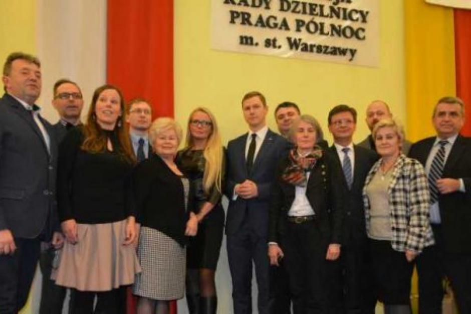 Praga Północ: Wojciech Zabłocki nowym burmistrzem