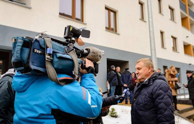 Białystok, mieszkania komunalne: Powstało 70 nowych lokali. W planach całe osiedle
