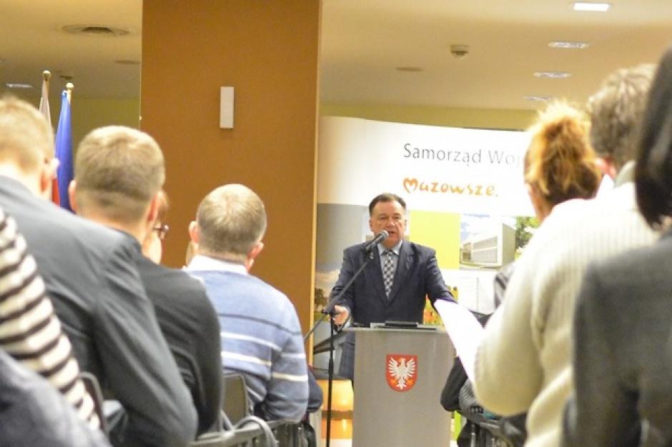 Mazowsze, rewitalizacja obszarów zdegradowanych: Ponad 7 mln zł dla gmin. Trwa konkurs dotacji