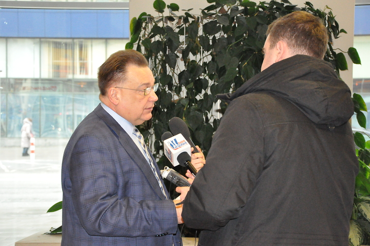 Adam Struzik powiedział, że UE oczekuje, że nie będą to tylko procesy dotyczące infrastruktury, ale również rewitalizacji społecznej (fot.mazovia.pl/Agnieszka Stabińska)