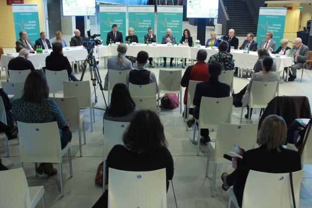 Kongres Wyzwań Zdrowotnych: 18-20 lutego wielka debata o ochronie zdrowia